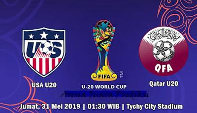 مشاهدة مباراة قطر وامريكا بث مباشر اليوم 30-05-2019 كأس العالم للشباب تحت 20 سنة