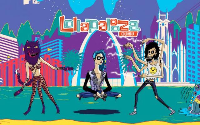 Lollapalooza Colombia ha sido cancelado