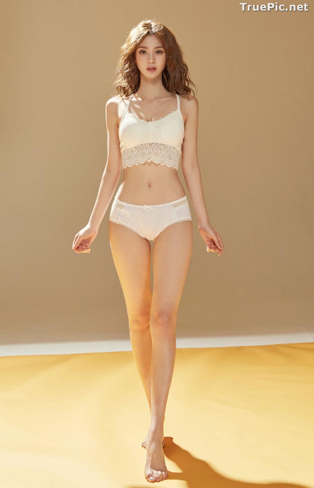 Image Korean Fashion Model – Lee Chae Eun (이채은) – Come On Vincent Lingerie #7 - TruePic.net - Picture-6