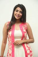 Aishwarya Lekshmi looks stunning in sleeveless deep neck gown with transparent Ethnic jacket ~  Exclusive Celebrities Galleries 101.JPG