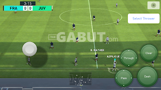 Gameplay PES 2018 Mobile apk