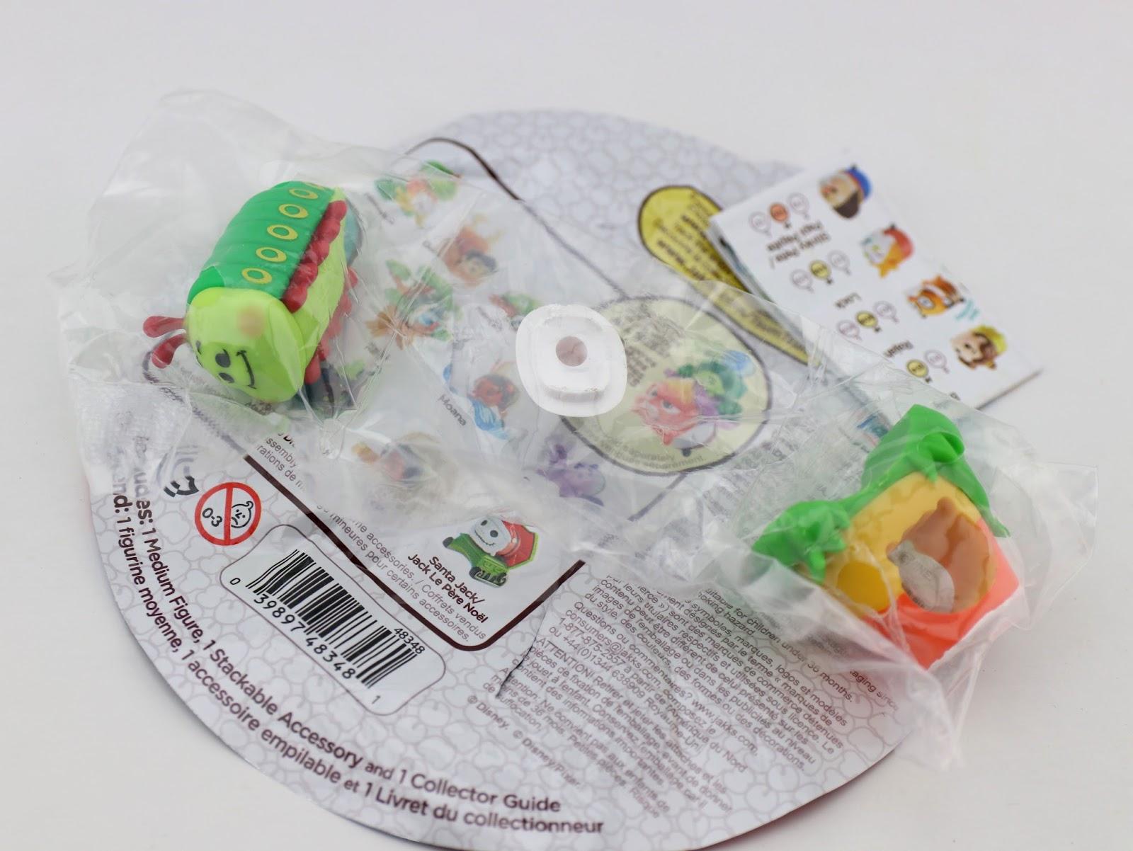Disney Tsum Tsum Mystery Stack Packs series 8 heimlich