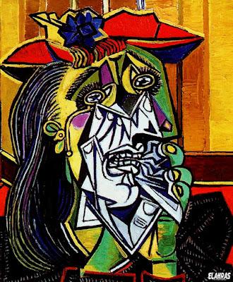 لوحات بابلو بيكاسو