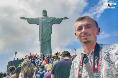 Arkadij in Brasilien 2020 www.WELTREISE.tv