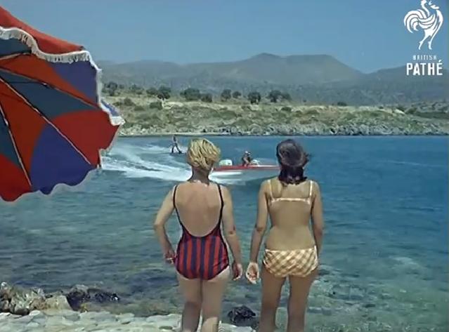 Η πανέμορφη Κρήτη του 1964! - Σπάνιο βίντεο