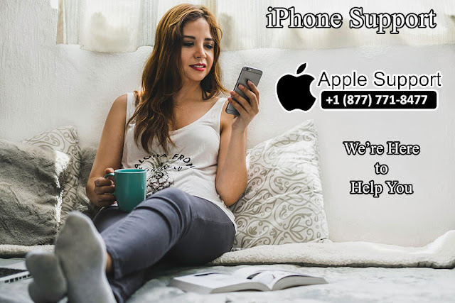 iPhone Support phone number