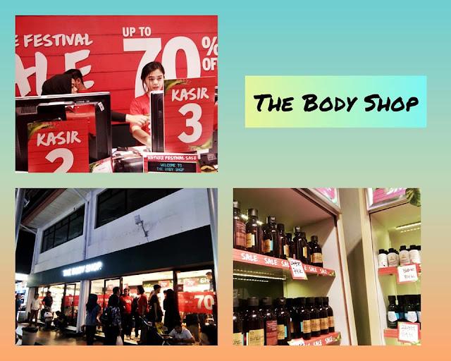 Jakarta Fair Kemayoran, Jakarta Fair Kemayoran 2019, JFK 2019, Berlibur di JFK, The Body Shop