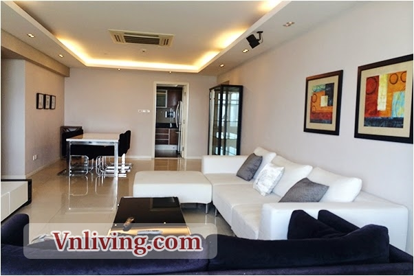 Saigon Pearl apartment 3 bedrooms for rent in Binh Thanh District