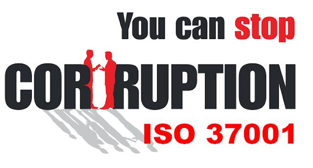 Tu puedes parar la corrupción iso 37001