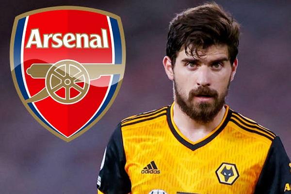 Arsenal đàm phán với Wolverhampton Wanderers về Ruben Neves