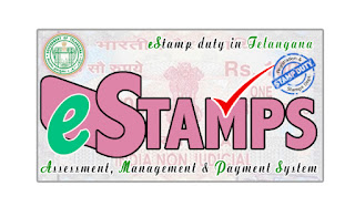 Telangana Land Registration Online Application E Challan Slot Booking