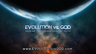Recommended Viewing - Evolution vs God. Click to watch free!