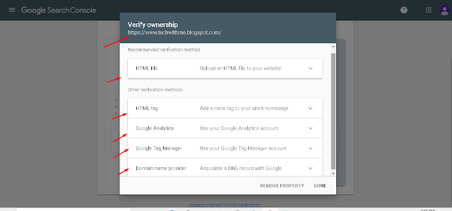 google-search-console,ownership