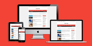 Nubie Fast  Responsive Blogger Template
