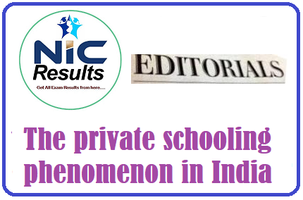 The private schooling phenomenon in India