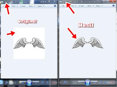 Cara Menghilangkan Background Gambar termudah