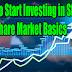 How to Start Investing in Stocks | Share Market Basics