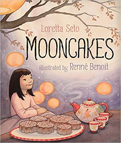 Mooncakes by Loretta Seto
