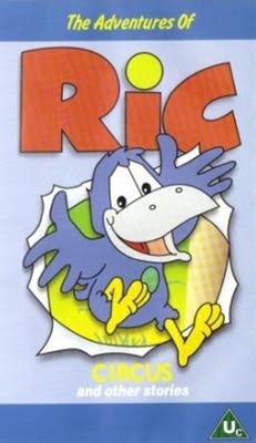 RIC Dublado Série Completa 1989 - TV-RIP MP4