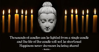 Buddha quotes on life and happiness image