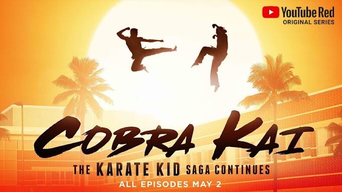 Cobra Kai Temporada 3-2-1 en Español Latino HD (2021)
