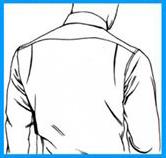 (Rahsia) Fungsi Lipatan Pada Belakang Baju Kemeja
