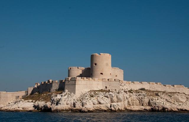 Castelo de If em Marselha