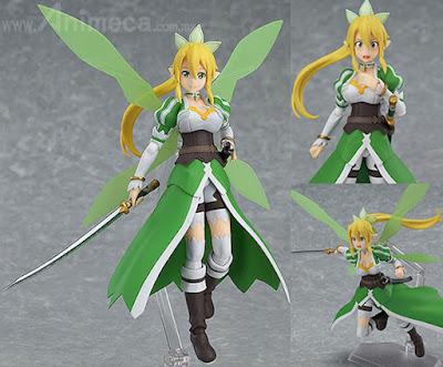 Figura Leafa figma Sword Art Online II (SAO II)