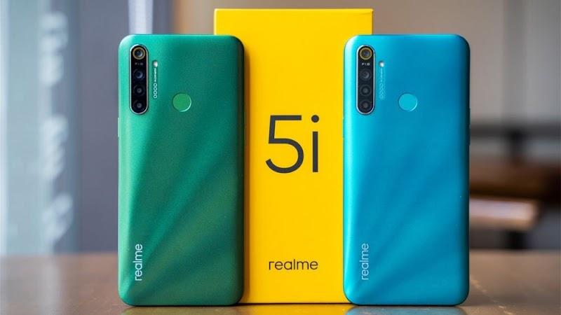 Harga dan Spesifikasi Lengkap Realme 5i