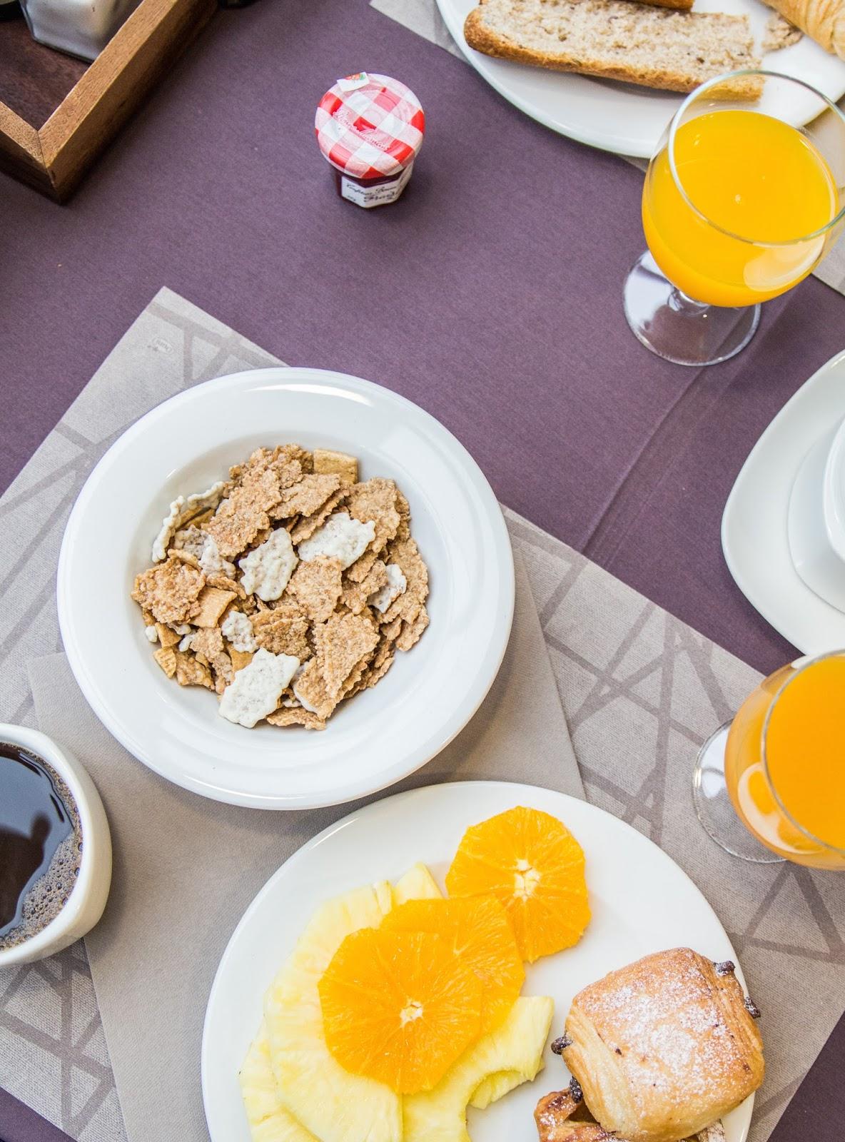 Petit déjeuner Andorra Park Hotel
