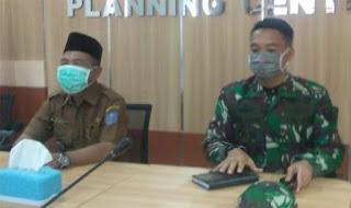 H.Mashuri Wabup Merangin Ikuti Rakor Secara Virtual Dipimpin Mendagri Tito Karnavian dalam Rangka Penegakan Disiplin Prokes Covid -19