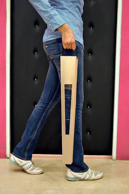 Skinny Jeans Packaging