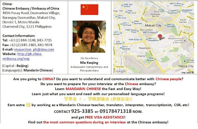 Mandarin Chinese in the Philippines
