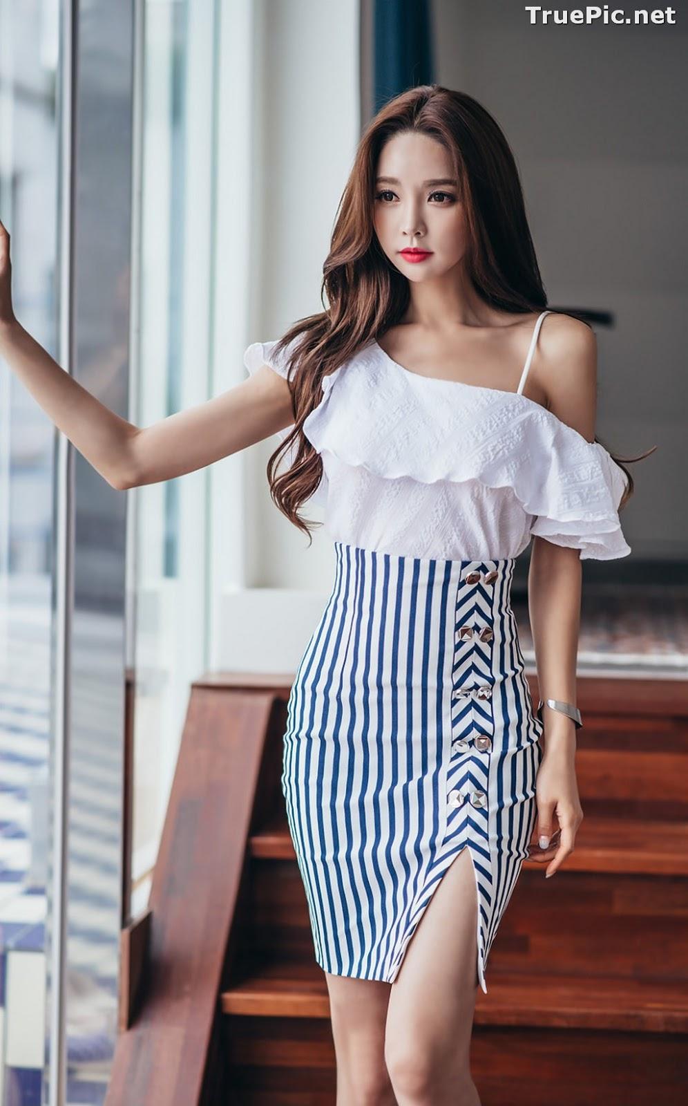 Image Korean Beautiful Model – Park Soo Yeon – Fashion Photography #2 - TruePic.net - Picture-6