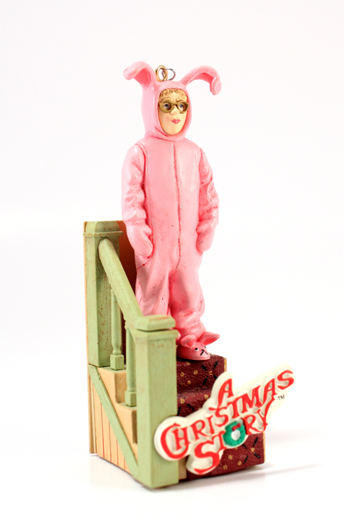 A Christmas Story Ornaments | Editing Luke