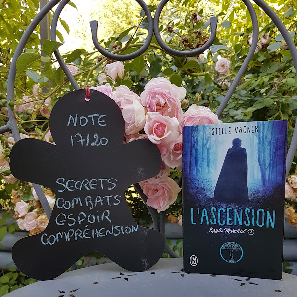 Kayla Marchal, tome 2 : L'ascension de Estelle Vagner