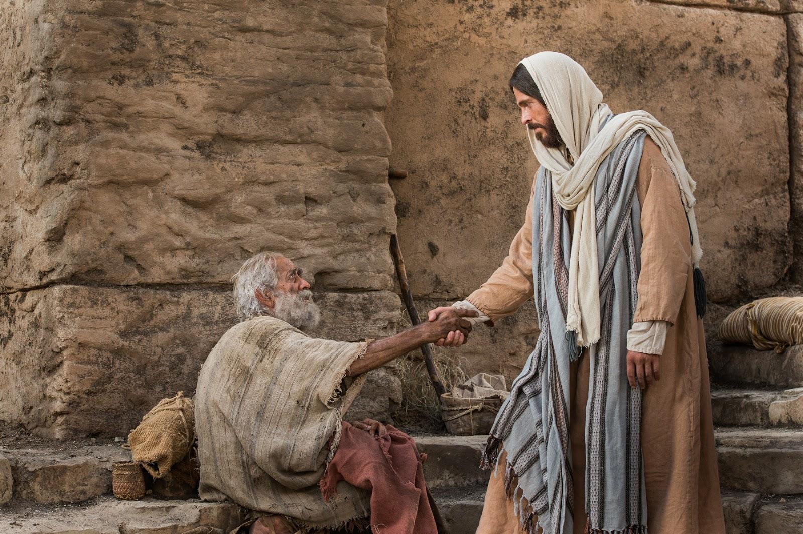 Image result for jesus speaks to the leper