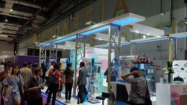 Indonesia Curi Perhatian Pengunjung Licensing Expo China
