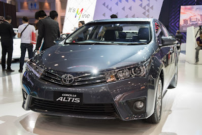 Ini Generasi Toyota Corolla Pertama dan Kedua