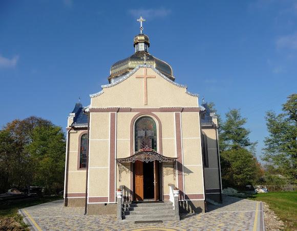 Тяпче. Церковь св. Николая. УГКЦ