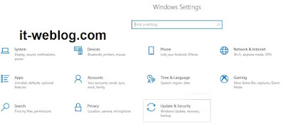 check the latest version of Win 10
