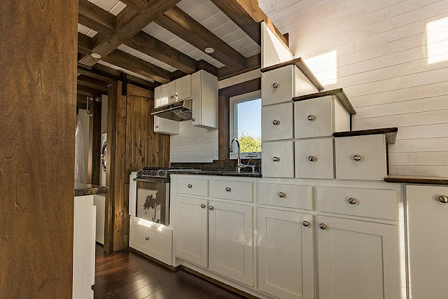 Nooga Blue Sky by Tiny House Chattanooga