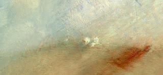 víctimas inocentes, homenaje a Pollock, paisajes abstractos de los desiertos de África, Abstracto Naturalismo, abstractos fotografía desiertos de África desde el aire, expresionismo abstracto, espejismo en el desierto de África