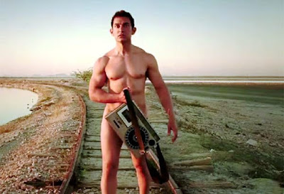 PK, Aamir Khan