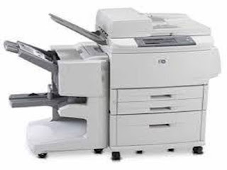 Picture HP LaserJet M9040 Mfp Printer