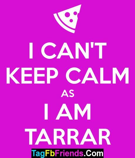 TARRAR