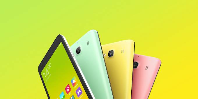 Xiaomi Redmi 2 announced with 64-bit processor and LTE connectivity