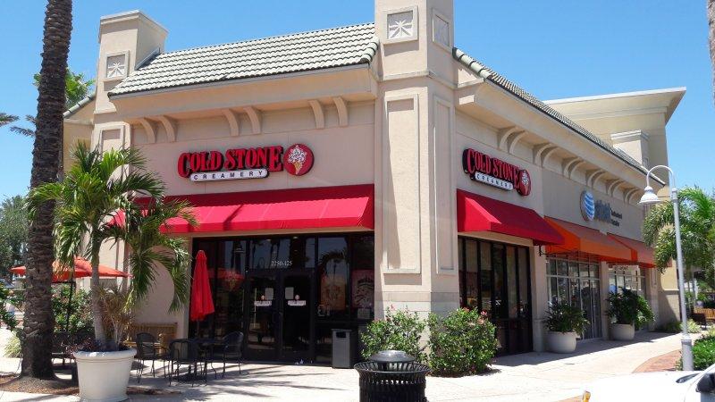 Cold Stone Creamery, Viera, FL