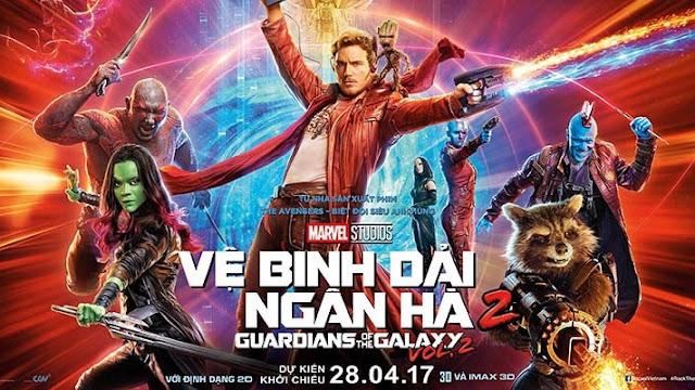 Vệ Binh Dải Ngân Hà 2 - Guardians Of The Galaxy 2 (2017)