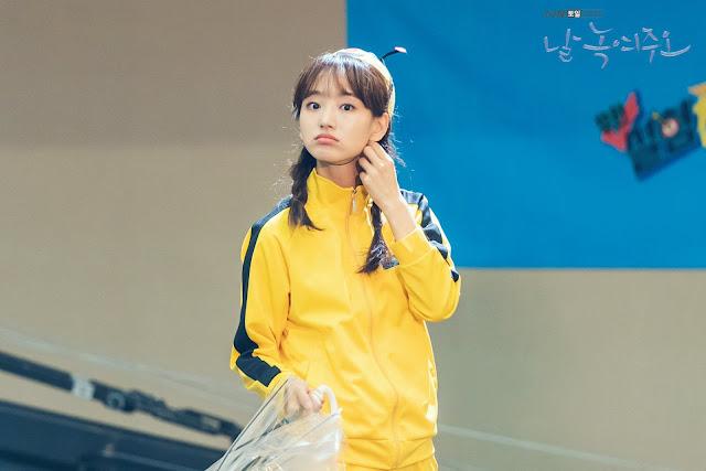 melting me softly kdrama Won Jin Ah